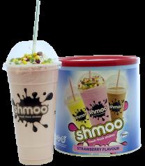 Strawberry Shmoo Thick Milkshake Mix 1.8kg Tub