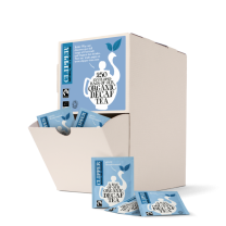 Clipper Fairtrade Organic Decaf Tea 1 x 250