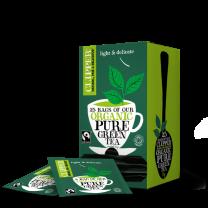 Clipper Fairtrade Organic Green Tea 1 x 25
