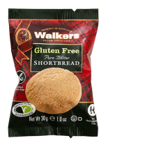 Gluten Free Walkers Shortbreads 2 pack 60 x 30g