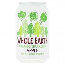 Whole Earth Organic Sparkling Apple