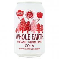 Whole Earth Organic Sparkling Cola