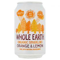 Whole Earth Organic Orange & Lemon