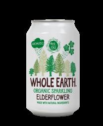 Whole Earth Organic Sparkling Elderflower