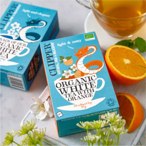 Clipper White Tea