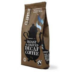 Clipper Fairtrade Organic Decaf 227g