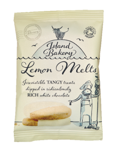 Island Bakery Organic Lemon Melts 48 x 35g
