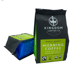 "Fairtrade ""Wakey Wakey"" Morning Coffee - 227g"