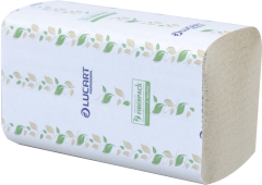 Eco Natural Fibrepack Dispenser Napkins 40 x 150