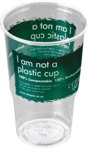 Compostable Biodegradable Half Pints 1 x 2100