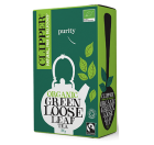 Clipper Fairtrade Organic Pure Green Loose Leaf Tea 100g