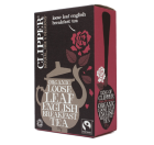 Clipper Fairtrade Organic Loose Leaf English Breakfast Tea 125g