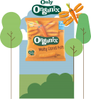 Organix Melty Carrot Puffs 24 by 20g