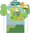 Organix Apple Rice Cakes 24 by 28g