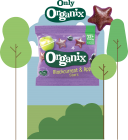 Organix Blackcurrant & Apple Stars 50 x 12g