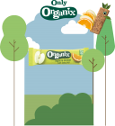 Organix Apple & Orange Oaty Bars 50 x 30g