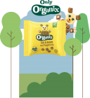 Organix Oat & Banana Mini Flapjack Bites 50 x 20g