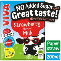 Strawberry Milkshake Cartons 27 x 200ml