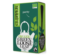 Clipper Pure Green Loose Leaf Tea 100g