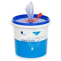 Sani-Safe Antibacterial Wipes 1 x 1500