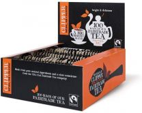 Clipper Fairtrade Blend Tea 100 Tagged Teabags