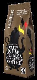 Clipper Fairtrade Organic Papua New Guinea 227g