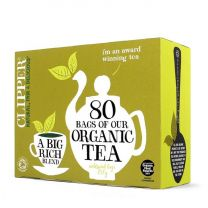 Clipper 6 x 80 Organic Everyday Teabags