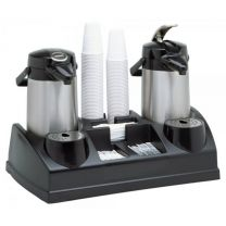 Bravilor Twin Airpot Serving Station