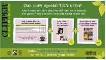 Clipper Tea Deal 2