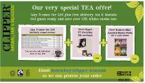 Clipper Tea Deal 1