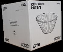 Bravilor B-series B10 Filter Papers