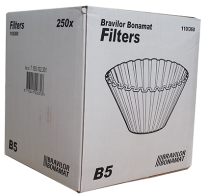 Bravilor B-series B5 Filter Papers