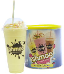 Banana Shmoo Thick Milkshake Mix 1.8kg Tub