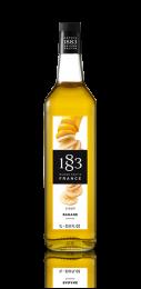 1883 Banana Syrup 1 Litre