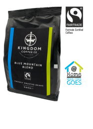 Blue Mountain Fairtrade Coffee Beans 500g bag