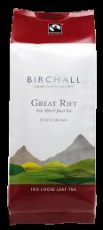 Birchall Fairtrade English Breakfast Loose Tea 6 x 1kg