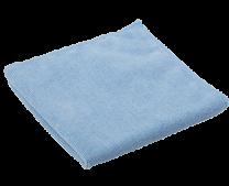 Blue Microfibre Cloths