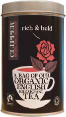 Caddy - English Breakfast Tea