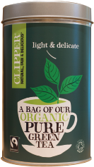 Caddy - Pure Green Tea
