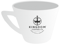 Kingdom Branded Cappuccino Cup (12oz)