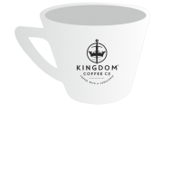 Kingdom Branded Cappuccino Cup (7oz)