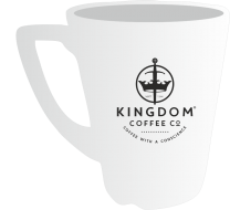 Kingdom Branded Latte Mug (12oz)