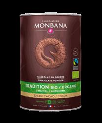 Fairtrade Organic Monbana Hot Chocolate 1kg