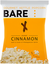 BARE Cinnamon Popcorn