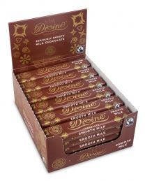 Divine - Milk Chocolate Bar Fairtrade