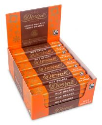Divine - Orange Chocolate Bar Fairtrade