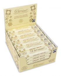 Divine - White Chocolate Bar Fairtrade