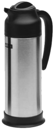 Elia Stainless Steel 1Litre Shatterproof Milk Flask