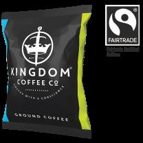 Caffe Bonito Fairtrade Coffee  50 x 3 pint