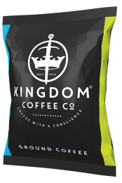 Kenyan 100% Arabica Cafetiere 100 x 15g
